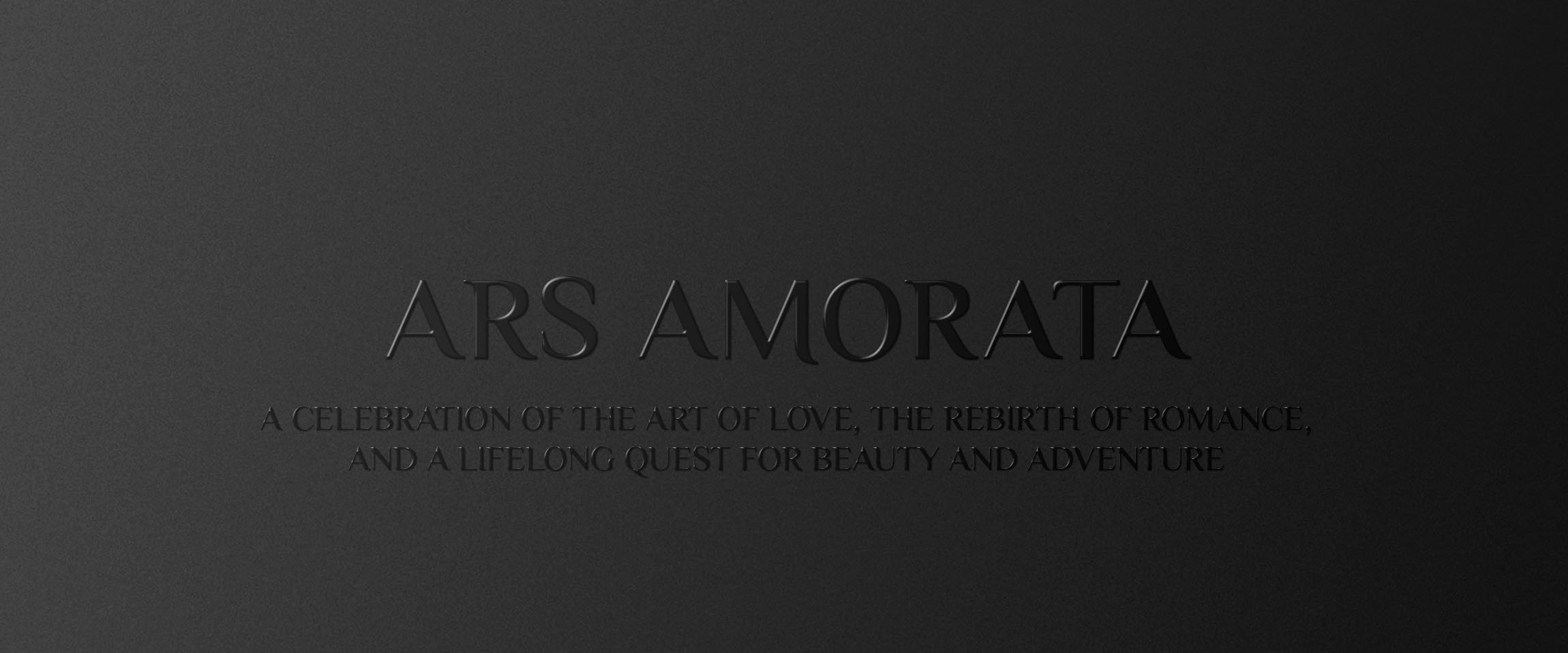 Zan Perrion • Ars Amorata • The Amorati